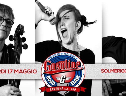 Solmeriggio live @ Gasoline